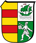 Wappen Landkreis Wesermarsch