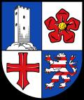 Wappen Landkreis Bergstraße