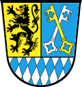 Wappen Landkreis Berchtesgadener Land