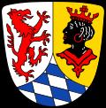 Wappen Landkreis Garmisch-Partenkirchen