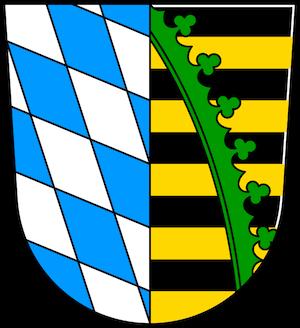 Wappen Landkreis Coburg