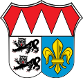 Wappen Landkreis Würzburg