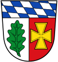 Wappen Landkreis Aichach-Friedberg