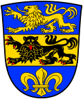 Wappen Landkreis Dillingen an der Donau
