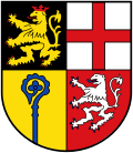 Wappen Landkreis Saarpfalz-Kreis