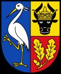Wappen Landkreis Ludwigslust-Parchim