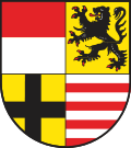 Wappen Landkreis Saalekreis