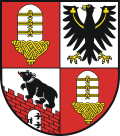 Wappen Landkreis Salzlandkreis