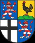 Wappen Landkreis Wartburgkreis
